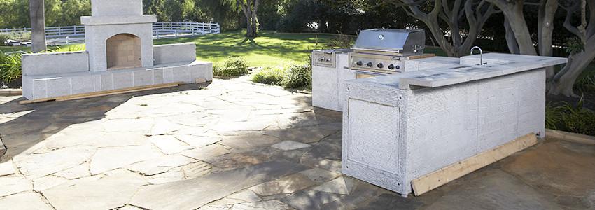 3 modular outdoor kitchensjpg - Prefab Outdoor Kitchen
