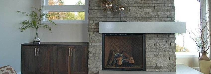 10 DESIGN IDEAS FOR A FIREPLACE FACELIFT