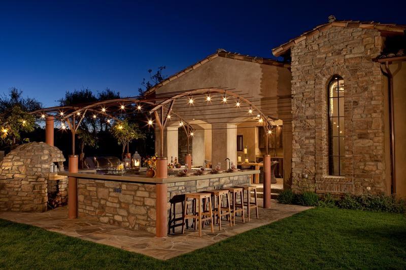 EO_Outdoor Kitchen_Orchard Cypress Ridge_Mark Woolpert_Arroyo Grande